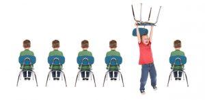 Προσοχή στην Πρώϊμη Διάγνωση της Μαθησιακής Δυσκολίας (ADHD)