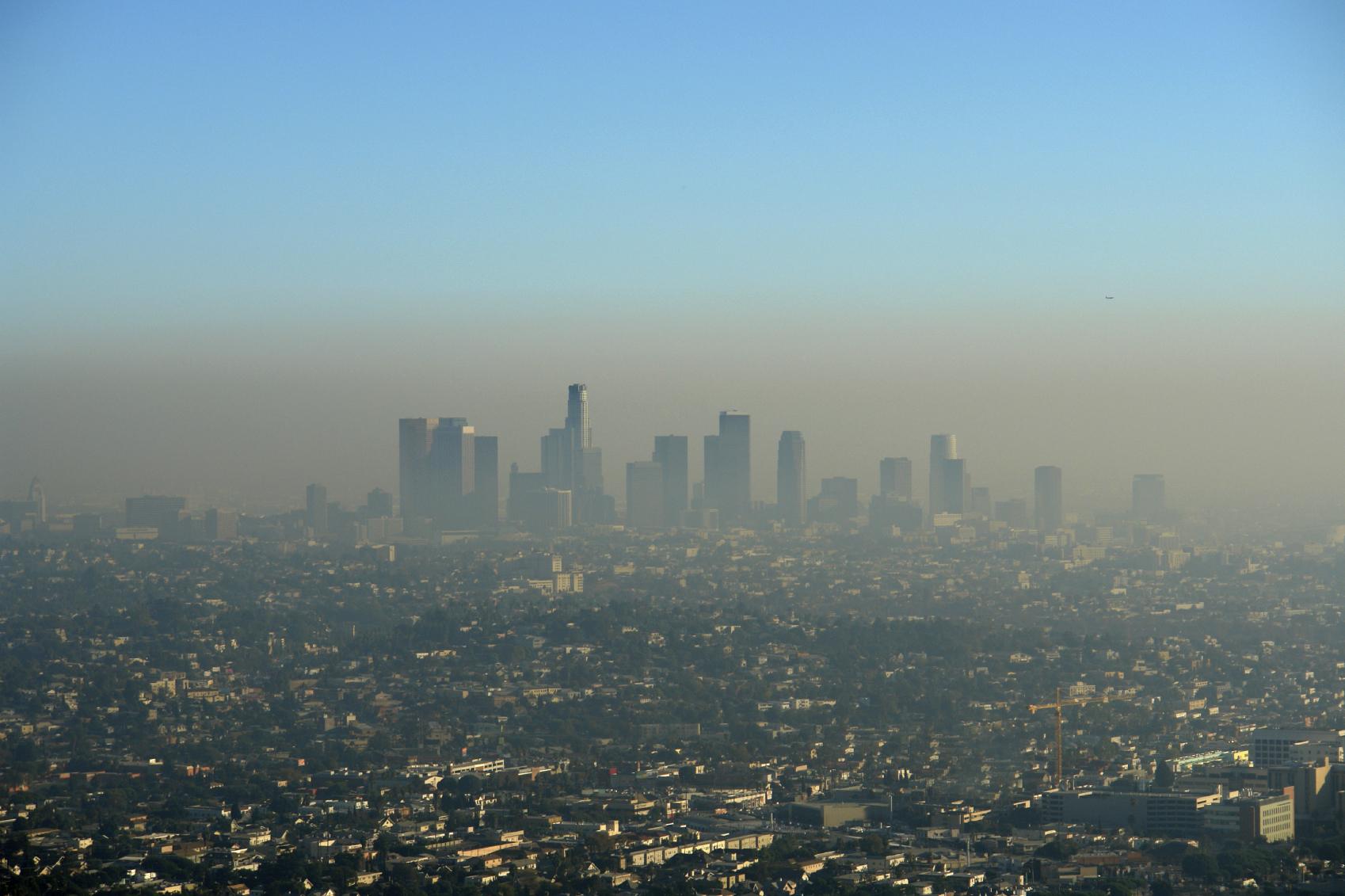 Η βελτίωση του εισπνεόμενου αέρα σχετίζεται με βελτίωση της πνευμονικής ανάπτυξης στα παιδιά
