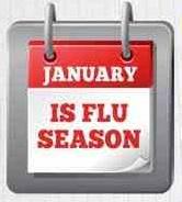 Βρισκόμαστε στην εποχή της γρίπης…