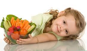 Διατροφή παιδιού 3-5 ετών