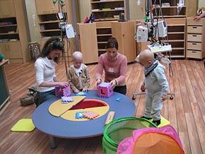Εμβολιασμοί σε παιδιά με κακοήθη νεοπλασία