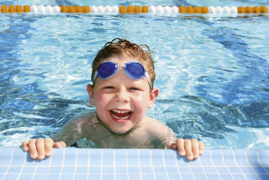 Το αφτί του κολυμβητή.