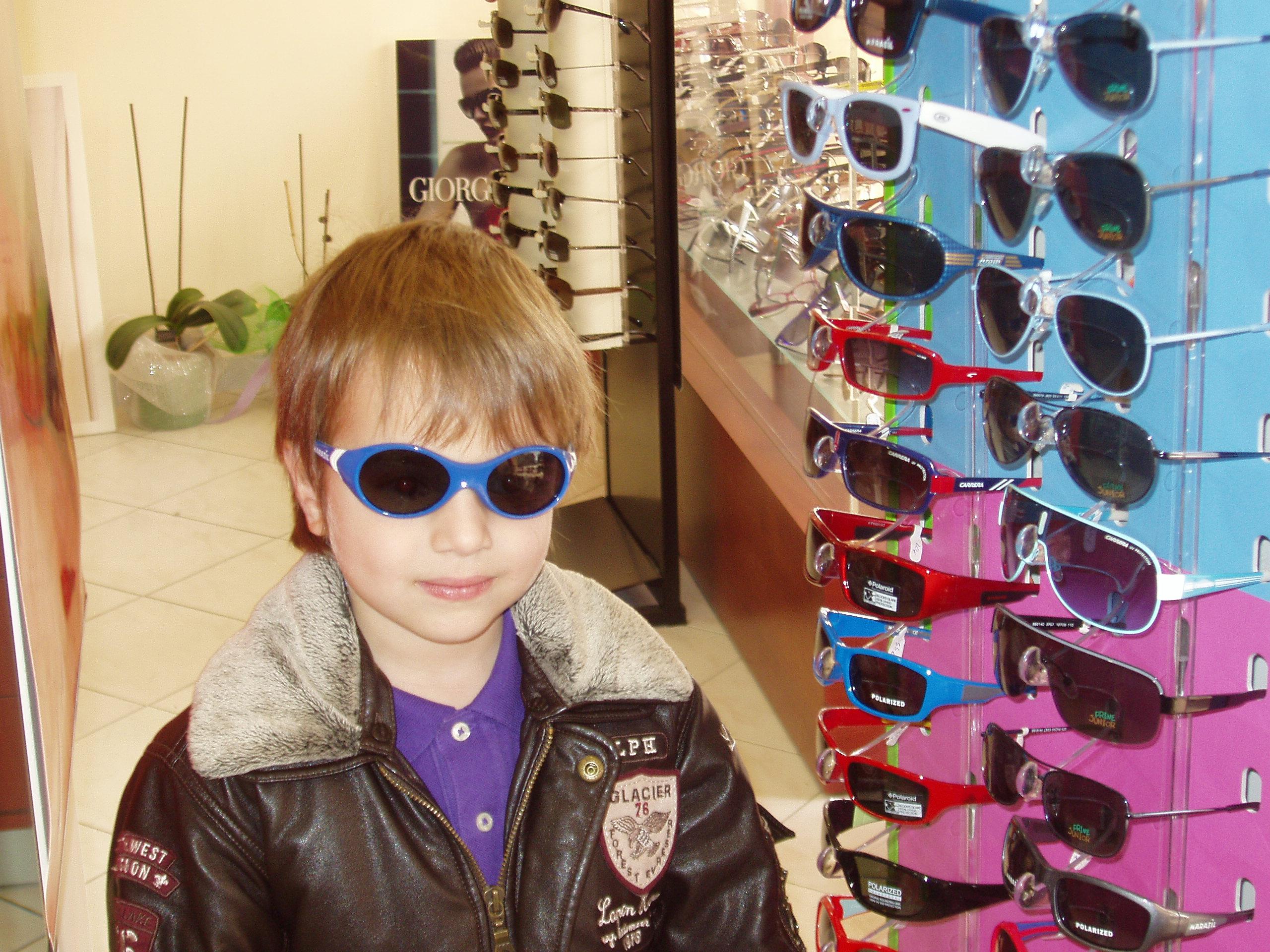 Προστασία των ματιών από τον ήλιο
